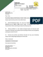 Surat Pelantikan Mentor