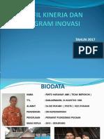 Presentase Perawat Teladan 2017 ( KuMis )