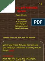 Ph Hidrolisis Garam1