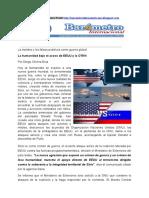 Por Diego Olivera Evia La humanidad bajo el acoso de EEUU.doc
