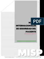 METAS INTERNACIONALES (Estandares Hospital Berenice)