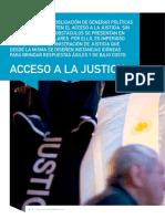 Acceso a La Justicia Parise