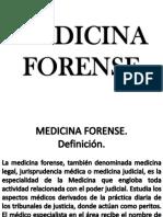 Medicina Forense Unidad i - Copy