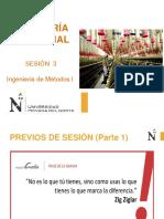 IM1 2017 Sesión 3 y 4 - Herramientas de Análisis