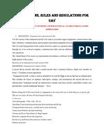 UAV Applications