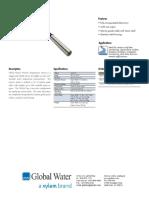 WQ101 Sensor Temperatura GWI