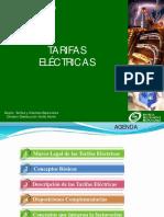 1. Tarifas Eléctricas y Medición de Energía
