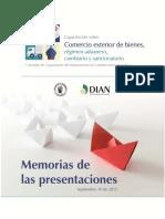 Comercio exterior de bienes, régimen aduanero, cambiario y sancionatorio. Colombia.pdf