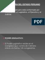 3. Estructura Del Estado Peruano Organos Autonomos.