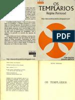 PERNOUD, Régine. Os templários.pdf