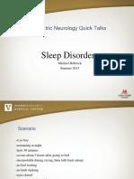 Sleep Disorders Babcock