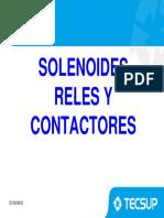Solenoides Reles Contactores
