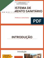 Aula 07 - Sistema de Esgotamento Sanitrio