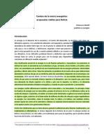 Cambio de la Matriz Energética - Propuestas Viables para Bolivia by Francesco Zaratti.pdf