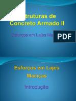Concreto II - Aula 3BB