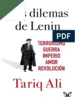 Ali Tariq - Los Dilemas De Lenin.pdf