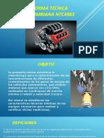 Norma Técnica Colombiana Ntc4983