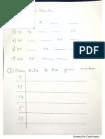 25128 Cambridge Primary Science Curriculum Outline
