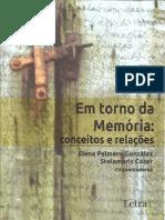 Tradução e Memória