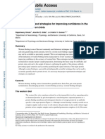 The Necessity of and Strategies for Improving Confidence in the Accuracy of Western Blots