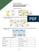 Ejercicios de Electricidad 2 PDF