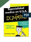 residencia medica en USA