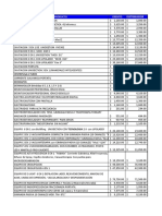 Lista de Precios Aparatologia