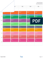stephaine baker - planboard timetable - 2018-2019