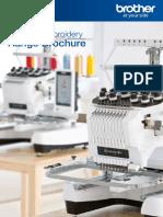 Multineedle Sewing PR1050X Device