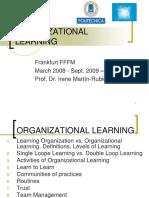 2. Organizational Learning