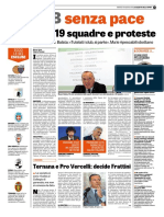La Gazzetta Dello Sport 14-08-2018 - Il Caso