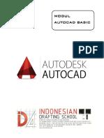 Daftar Isi AutoCAD