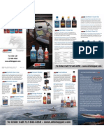 AMSOIL Marine Products Brochure
