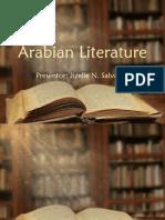 Arabian Literature