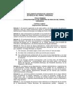 Reglamento Interior Del Municipio de Hidalgo del Parral