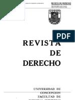La Responsabilidad Médica de Caracter Culposo en La Legislación y Jurisprudencia (Jaime Campos Quiroga) (1)