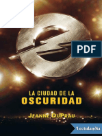 La Ciudad de La Oscuridad - Jeanne DuPrau