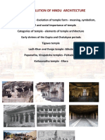 unitiii-evolutionofhindutemplearchitecture-160611095701