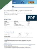 Jotun thinner No 2.pdf