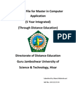 Practical for Master in Computer Application.pdf