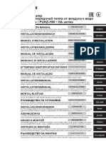 Ecodan PUHZ- H W Installation Manual BH79D532H03