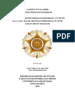 Andi Amirullah Arif Tiro - Impementasi STI Accurate