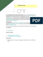 Ciclohexilacetona
