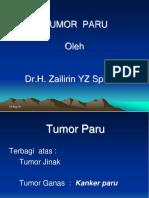 Tumor Paru