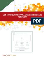 Como Crear Landing Page Perfecta Checklist