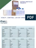 Brosur Reagent Hematology
