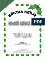 KERTAS KERJA MINGGU BAHASA ARAB ORI.doc