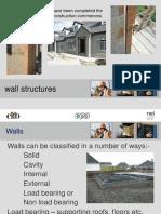 Walls Construction