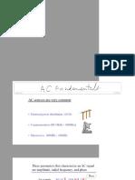 AC Fundamentals Convert