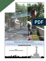 Rab Pintu Gerbang Jalan Lingkungan Kec_ Kolaka_xlsx